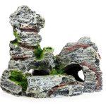 Artificial Cave Castle for Aquarium
