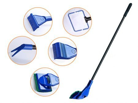 Set of Aquarium Cleaning Tools