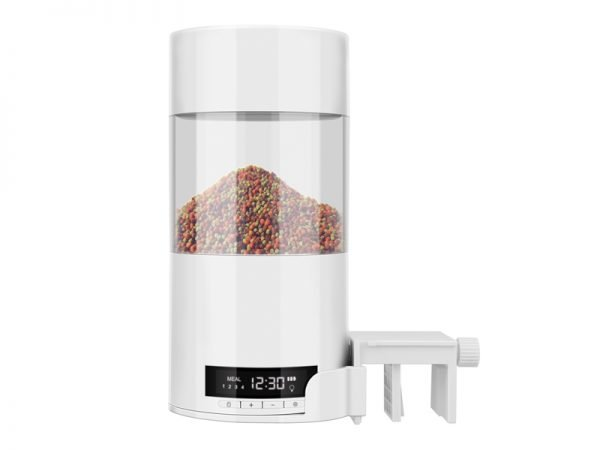 Automatic Smart Fish Feeder With Lcd Display