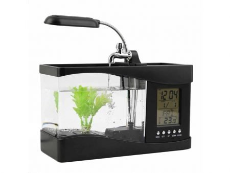 Desktop Mini Fish Tank