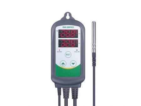 Digital Temperature Controller With Wi-fi