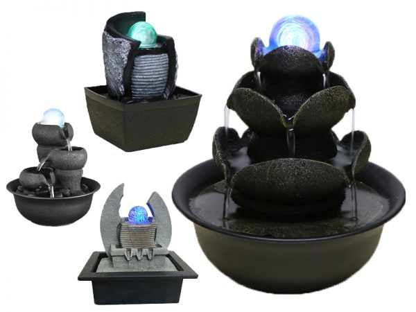 Led Indoor Water Fountain