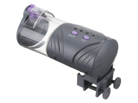 Multifunctional Adjustable Automatic Digital Fish Feeder