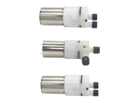 Small Vacuum Low Noise Water Pump With DC Motor