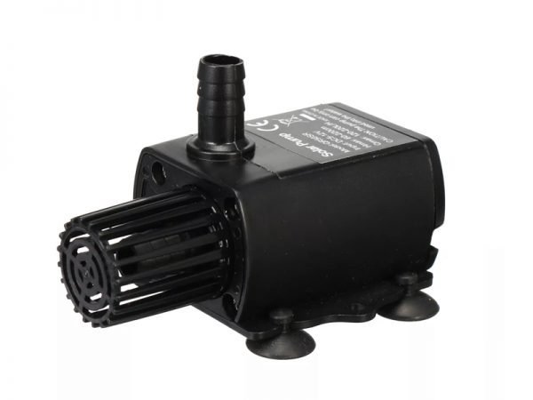 Ultra-quiet Brushless Submersible Mini Aquarium Water Pump