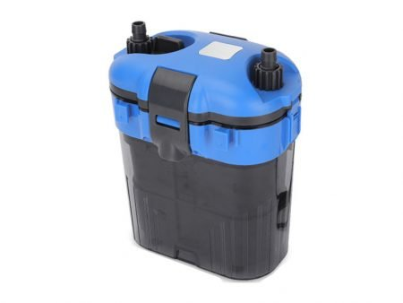 Ultra-quiet External Canister Hang-on Aquarium Filter