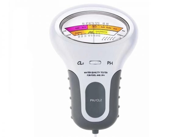 2 in 1 PH & CL2 Water Quality Tester
