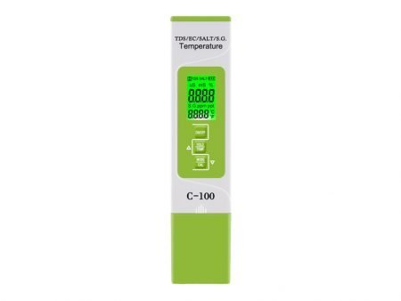 5 in 1 Digital Water Quality Tester