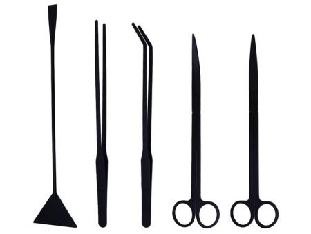 Aquarium Aquascaping Tools Kit