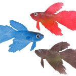 Artificial Soft Silicone Glowing Fish