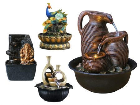 Decorative Home Fountains