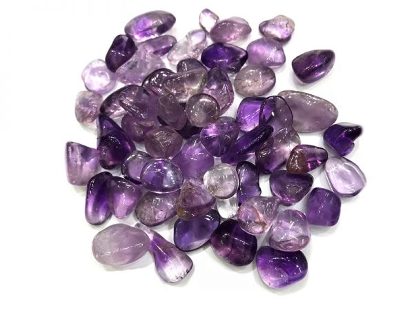 Natural Amethyst Aquarium Gravel