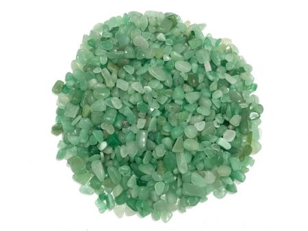 Natural Aventurine Quartz Aquarium Gravel