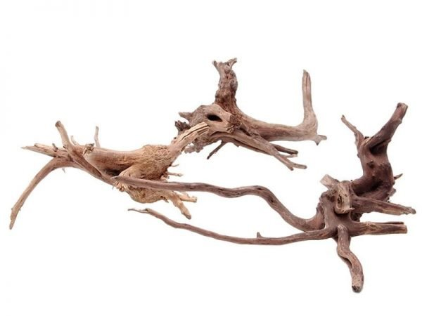 Natural Driftwood Tree Aquarium Decor