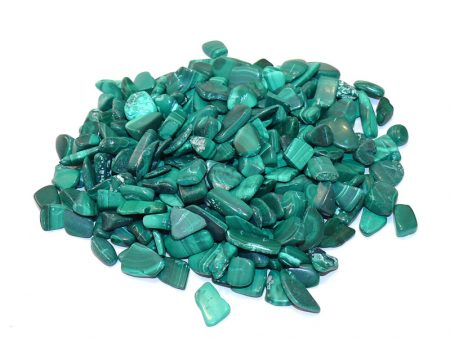 Natural Malachite Gravel For Aquarium