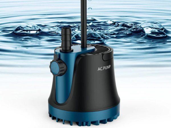 Submersible Silent Pump for Aquarium
